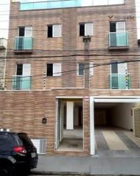 Apartamento com 2 dormitórios à venda, 44 m² por R$ 265.000 - Vila Alpina - Santo André/SP
