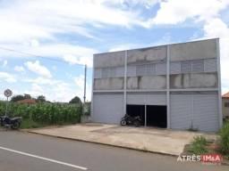 Galpão para alugar, 360 m² por R$ 4.500,00/mês - Residencial Center Ville - Goiânia/GO