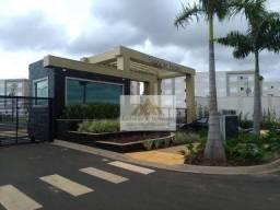 Apartamento com 2 dormitórios para alugar, 52 m² por R$ 850/mês - Jardim Helena - Ribeirão