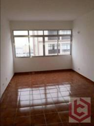 Apartamento com 1 dormitório com armários e garagem coletiva para alugar, 60 m² por R$ 1.3