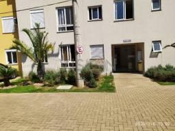 Apartamento com 02 dormitórios, sala e cozinha, 01 banheiro, com elevador Área construída