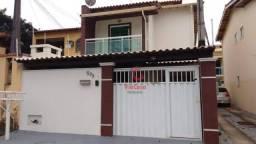 Título do anúncio: Casa com 4 dormitórios à venda, 128 m² por R$ 390.000,00 - Jardim Mariléa - Rio das Ostras