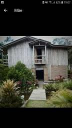 Alugo casa em Lomba Grande NH RS