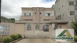 Apartamento kitinete com 2 quartos no Residencial Albuquerque - Bairro Uvaranas em Ponta G