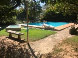 Chácara para alugar com 3 dormitórios em Parque da represa, Paulinia cod:CH00115