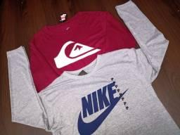 Promoção imperdível - Camiseta manga longa - Seja um revendedor
