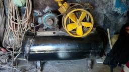 Compressor 500 Libras Trifásico Seminovo
