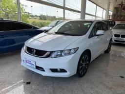 Honda Civic 2.0 LXR Automático Branco