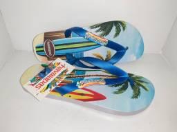 Sandálias havaianas no atacado