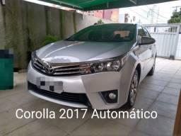 Corolla 2017 Automático ( IPVA 2020 e Transferência GRÁTIS! )