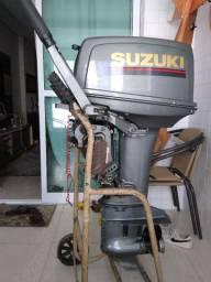Vendo motor de popa Suzuki 25hp