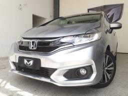 Honda Fit 1.5 EXL 16V 2019/2019 Prata