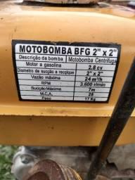 Motobomba Buffalo