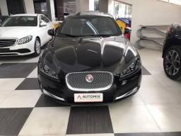 Jaguar xf blidado portifolio 2014