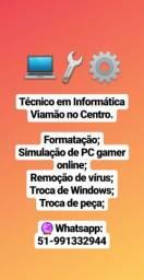 Técnico em Informática Viamão