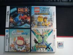Pokemon X Y Lego Generator Rex E Scribblenauts 5 Jogos