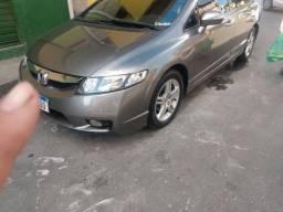 Honda Civic automático,versão exs o mais novo de bh,
