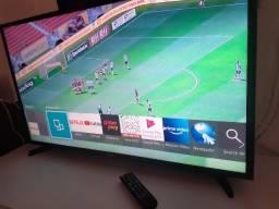 """Smart TV 40"""" Samsung (Estado de nova)"""