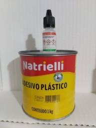 Massa plástica cinza 1kl