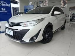 Título do anúncio: Toyota Yaris 1.5 16v x Way