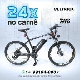 bicicleta elétrica mtb
