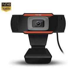 Título do anúncio: Webcam Câmera De Computador C/ Microfone 1080p Usb Full Hd