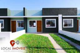 Casa à venda com 2 dormitórios em Nova nordeste, Imbé cod:951