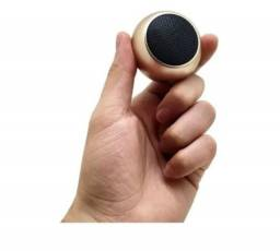 Caixinha Som Bluetooth Mini Speaker 3w portátil Tws Metal Amplificada