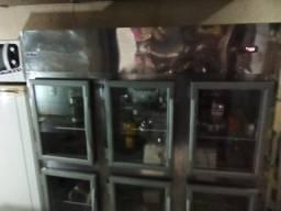 Geladeira 6 portas