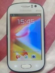 Smartphone android 2chips novinho