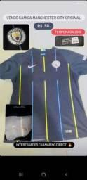 Camisa do City