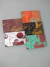 Box Livros C.S Lewis