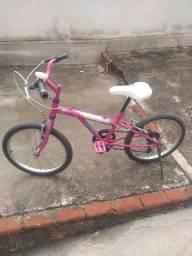 Título do anúncio: Bicicleta Caloi aro 20 - Aceito trocas
