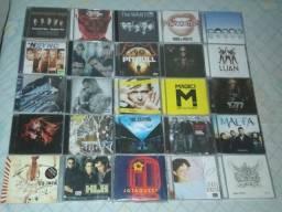 Cds pop,rock,sertaneijo,mpb e filmes