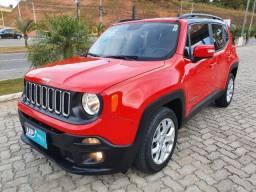 Jeep / Renegade Longitude 1.8 4x2  Flex Automático