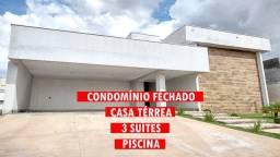 Casa Térrea em Condomínio Fechado Jardim Veneza