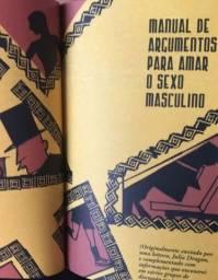 Título do anúncio: Vendo Livro dos Manuais Seminovo