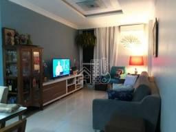 Apartamento com 3 dormitórios à venda, 110 m² por R$ 682.000,00 - Badu - Niterói/RJ