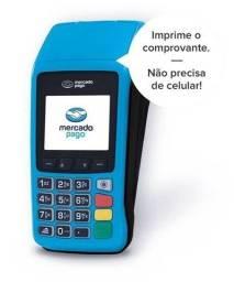 Maquineta de cartão point pro imprine mercado pago