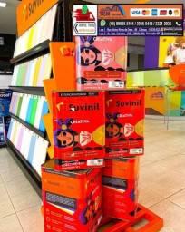 Título do anúncio: ~~>Tintas e nossas Lojas especializada em todos os materiais de pintura.