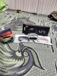 Mi Band 5 + pulseiras+película top
