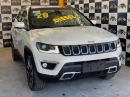 Jeep compass 2020 2.0 16v diesel limited 4x4 automÁtico
