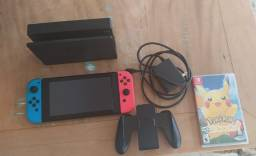 Nintendo Switch semi novo