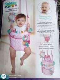 Jumper de porta para bebê