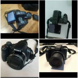 Câmera Sony hx1 semi profissional