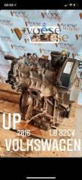 Título do anúncio: MOTOR PARCIAL VOLKSWAGEN UP 1.0 82CV FLEX
