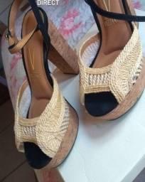 Sandália de Palha