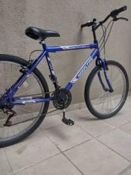 Título do anúncio: Bicicleta 21 Marchas Semi-Nova