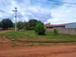 Terreno de esquina no Portal do Dourados, em Paulicéia/SP