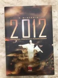 Livro seminovo ? O Mistério de 2012 - Predições, profecias e possibilidades ?